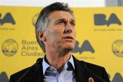 Macri cree que le sac� ventaja al FR y apuesta a sumar a la UCR