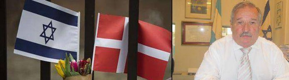 DAIA realizó un enérgico repudio a los atentados en Copenhague