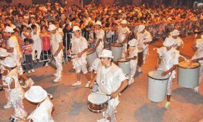 Reprogramaron los carnavales barriales