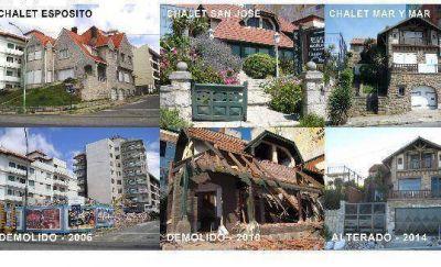 """Patrimonio histórico: """"Queremos un cambio real y no anuncios de papel"""""""