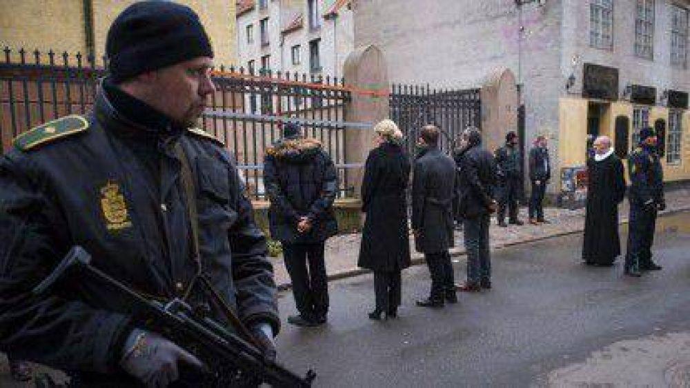Copenhague: Dan Uzan es la víctima del tiroteo en la sinagoga
