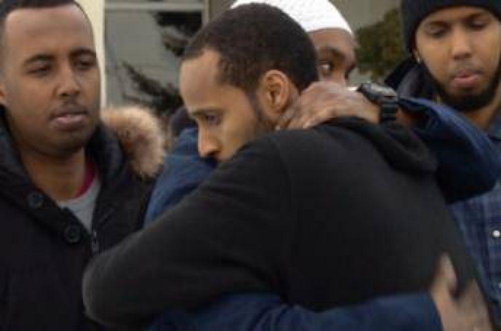 El asesinato de un musulmán canadiense ignorado por la prensa