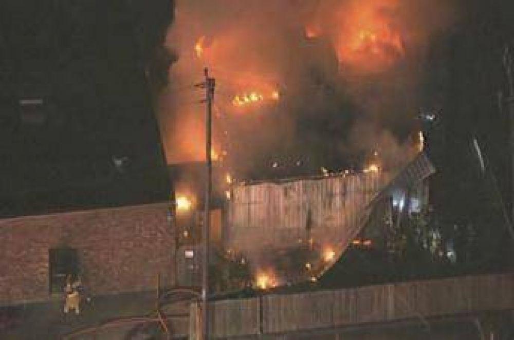 Incendian un centro islámico en EE.UU