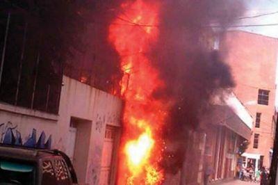 Bustos encabezará comisión que investigará los recientes incendios de locales nocturnos en Trelew