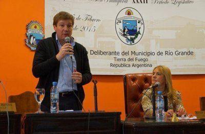 Melella confirmó pronto inicio de obras para urbanizar asentamientos