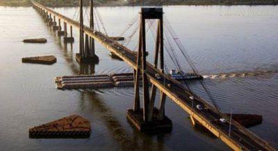 Iniciarán arreglos sobre el puente Chaco-Corrientes