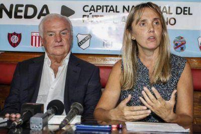 Fernando Niembro apoyó la candidatura de Gladys González en Avellaneda