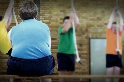 Cuatro de cada diez niños bonaerenses en edad escolar están excedidos de peso
