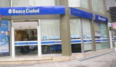 El Banco Ciudad reconoce estabilidad cambiaria