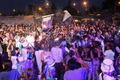 Gran jornada de apertura de los Carnavales 2015