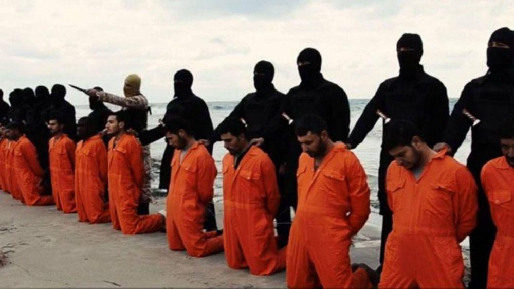 Atroz: Yihadistas difunden video de las decapitaciones