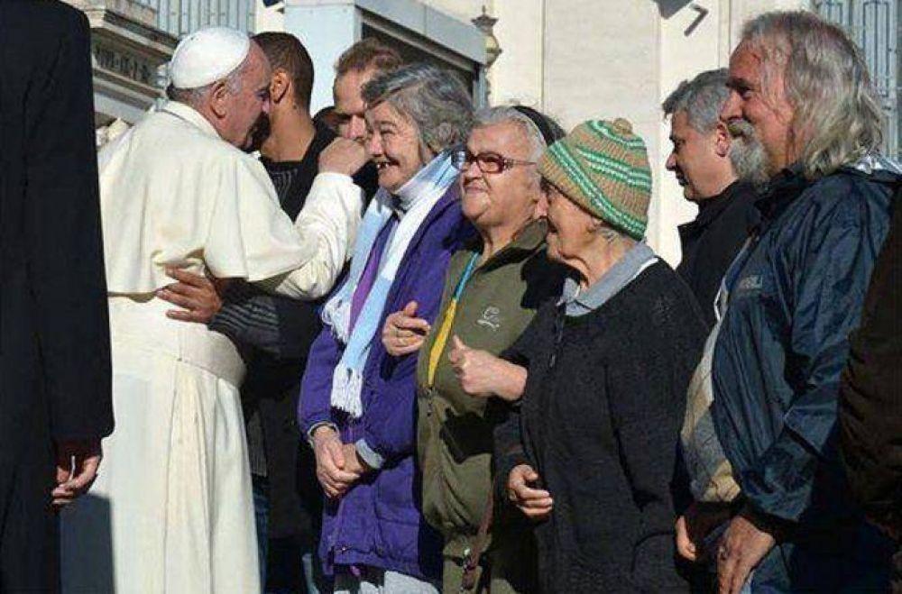 Los indigentes pueden ahora bañarse y cortarse el pelo en el Vaticano