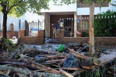 Córdoba: nuevas lluvias complican el regreso de los evacuados a sus casas