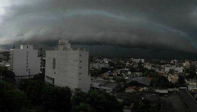 Rige una alerta meteorológica para el centro y sur de Córdoba
