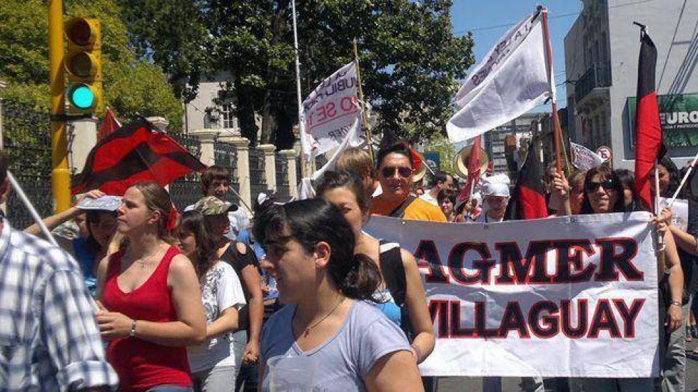 Docentes de Villaguay movilizan este miércoles