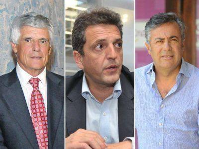 Sin acuerdo con Cornejo, Claudio Burgos y Eduardo Sancho sería la fórmula del massismo en Mendoza