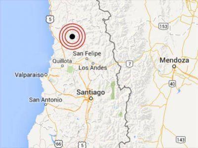 Un fuerte sismo sacudió a Mendoza en la mañana de este martes