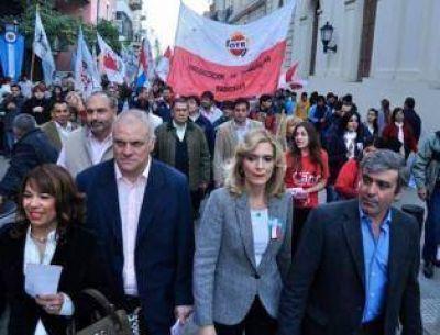 El Acuerdo Cívico a pleno ratificó que concurrirá a la movilización hoy