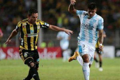 Gustavo Bou hizo tres goles y sirvió los otros dos: