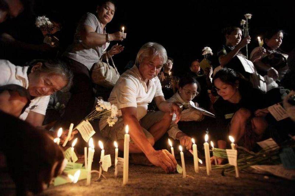 Filipinas; frágil paz con los rebeldes islámicos
