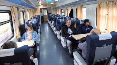 El tren Buenos Aires-Mar del Plata parar� en Dolores a partir del mes de marzo