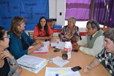 Se presentaron nuevas autoridades en el Ministerio de Desarrollo Social