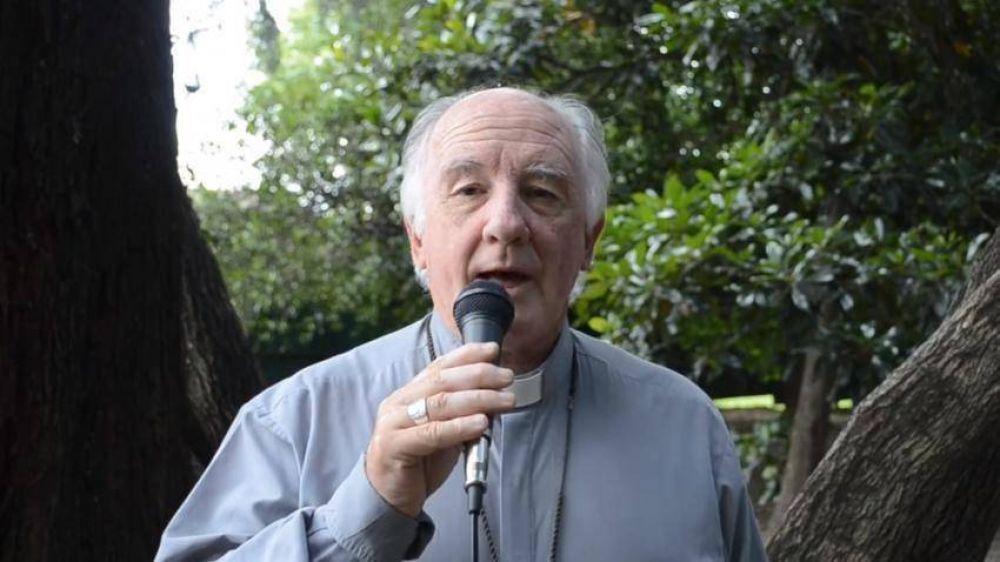 Mons. Maletti pide vivir la Cuaresma como tiempo de profundización