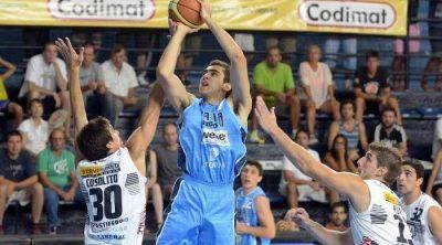 Liga Nacional: Gigante victoria de Bahía Basket en Corrientes