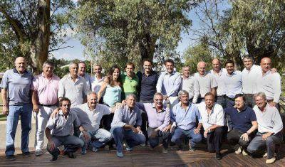 Eseverri en reuni�n de Intendentes con Massa: descartan acuerdo con Scioli