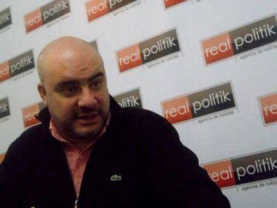 """Rocheteau, sobre el lanzamiento de Crespo: """"Seguramente será el candidato que ofrezca el GEN"""""""