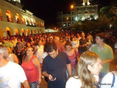 La mayoría de los legisladores salteños no participará del 18F