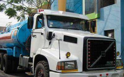 Salta: Detienen a camionero ebrio que transportaba 35.000 litros combustible