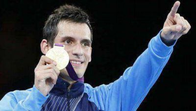 El correntino Crismanich dijo que su meta para el 2015 es ganar el mundial