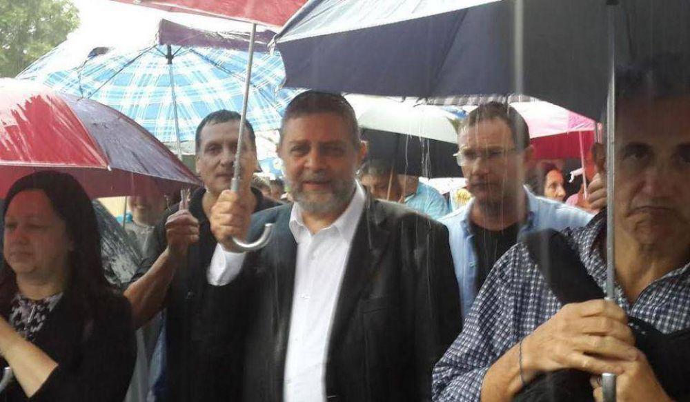 """18F: Para el presidente de la AMIA, """"la marcha es para defender la democracia y seguir el reclamo de verdad y justicia"""""""