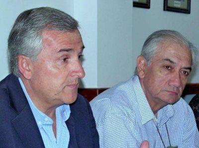 Gerardo Morales ratificó adhesión de la UCR a la marcha del silencio