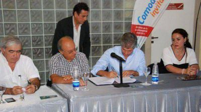 Comodoro ya trabaja para la Expo Turismo 2015
