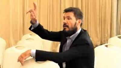 Marcelo Tinelli apuntó contra Capitanich