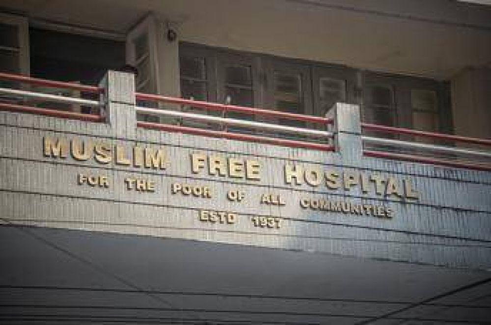 Hospital gratuito financiado por musulmanes en Birmania