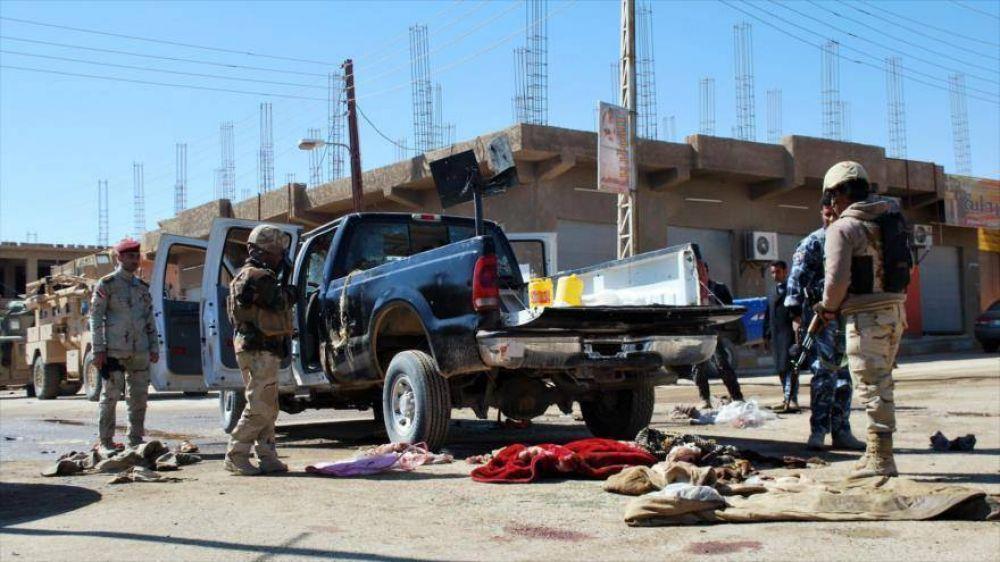 Ataque aéreo de EEUU a una mezquita iraquí acaba con 15 fieles