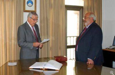 Labate asumió la presidencia del TSJ