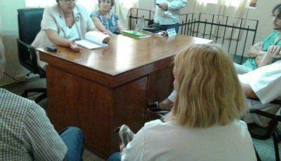 Asamblea en el Pirovano: reclaman mejoras y coberturas de cargos