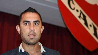 Montenegro rescindió con Independiente y en Chicago anunciaron su contratación