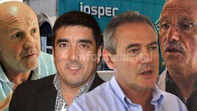 ¿Qué piensan los precandidatos a Gobernador sobre la crítica situación del Iosper?
