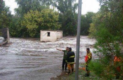 """Sciurano: """"Ushuaia es una ciudad con mucha gente solidaria"""""""