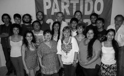 El Partido Obrero presenta hoy sus candidatos a diputados y concejales