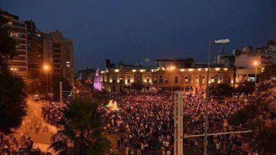 Una multitud acompañó desde Córdoba el 18-F