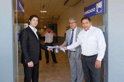 Inauguraron la sucursal del Nuevo Banco del Chaco en Pampa del Indio