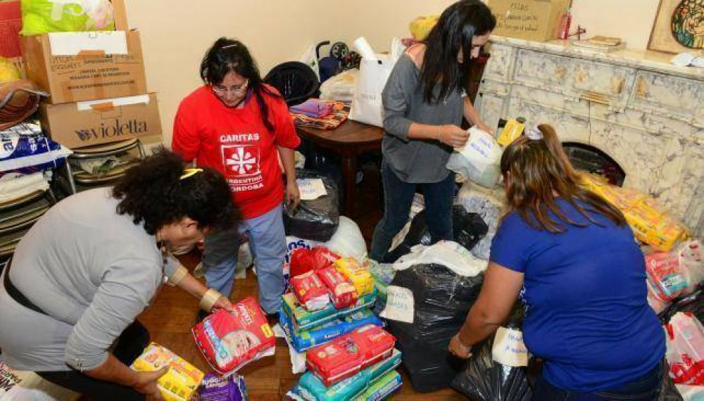 Advierten que hay localidades que aún necesitan donaciones