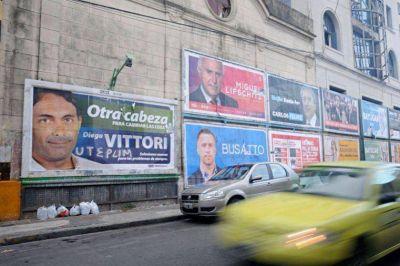 Proponen sancionar con trabajo comunitario a los candidatos que da�en la ciudad