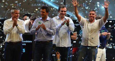 El Frente Renovador 100% Santafesino presenta sus candidatos